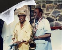 Jimmy Cheatham with Dinky Morris