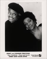 Jimmy and Jeannie Cheatham