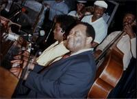 Jeannie and Jimmy Cheatham with Jay McShann