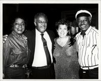 Jeannie and Jimmy Cheatham with friends