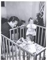 Matt Dennis with children