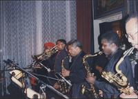 Jimmy Cheatham, Nolan Smith, Louis van Taylor, Rickey Woodard, and Charles Owen