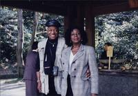 Jimmy and Jeannie Cheatham in Japan