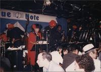 Jimmy Cheatham and others at the Blue Note