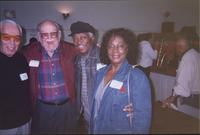Jimmy and Jeannie Cheatham with two friends