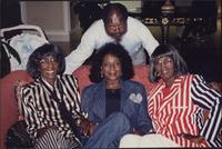 Jeannie Cheatham with friends