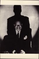 Postcard featuring Count Basie