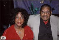 Jeannie Cheatham and Richard Reid