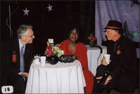 Jeannie Cheatham with Joe Lammond and John Stephens