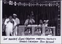 Nat Adderley, Jimmy Cheatham, Marshall Hawkins and Jeannie Cheatham performing