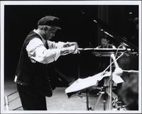 Jimmy Cheatham conducting