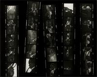 Photographs of negatives of Ahmad Alaadeen