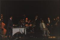 Performing at the Charlie Parker Tribute Concert during the Charlie Parker Symposium