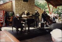 Jay McShann Quartet at the Sunset Zoo