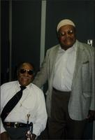 Clark Terry and Ahmad Alaadeen