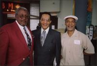 Ahmad Alaadeen, Tony Brown, and Robert Rashad