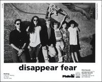 Disappear Fear group photo