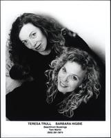 Teresa Trull and Barbara Higbie