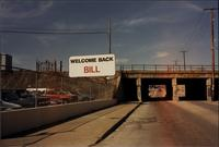 Welcome back Bill billboard