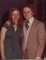 Sheila Stevens and her date