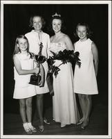 Flo Stevens and her daughters