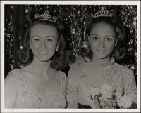 Patricia Stevens and the new Miss Teenage Kansas City