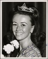 Patricia Stevens at the Miss Teenage Kansas City pageant