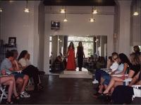 Final fashion show of camp