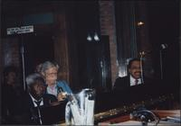 Jazz musicians at The Phoenix