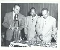 Tommy Dorsey, Count Basie, and Lionel Hampton