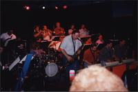 Bill Cain's Trilogy Big Band at the Drum Room