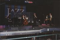 Jazz musicians at the Kansas City International Jazz Festival