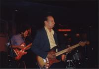 Jazz musicians at an unidentified venue