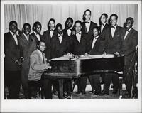 Jay McShann and band members