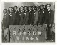 Portrait of the Rhythm Kings
