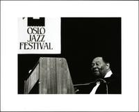 Jay McShann at the Oslo Jazz Festival