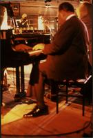 Jay McShann playing piano
