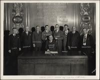 Publicity photo of Kansas City City Council