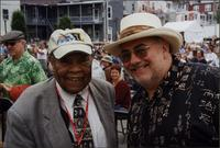 Jay McShann with Duke Robillard