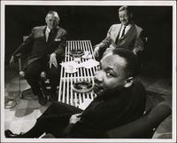 Walt Bodine and Bill Griffith interview Martin Luther King, Jr. on WDAF's show Insight