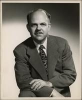 Ted Malone publicity photograph
