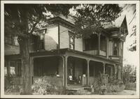 Thomas Wolfe's mother's boarding house