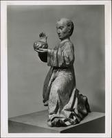Statue of Melchior of the Magi