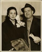 Ted Malone and his wife, Verlia