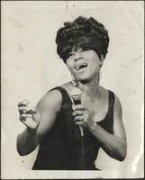 unidentified singer