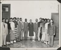 co-ed group of Western Seminary