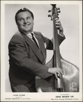 Chubby Jackson featured with Woody Herman and his orchestra