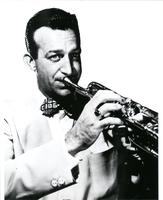 Harry James playing trumpet