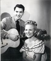 Dave Barbour and Peggy Lee