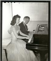 Artur Rubinstein and Catherine McLeod